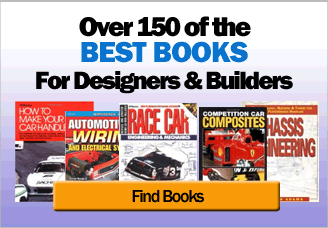 Car Designing and Building Books