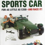 Book Review: Build Your Own Sports Car For As Little As £250