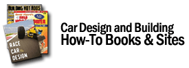 Race Car How-To Books and Sites
