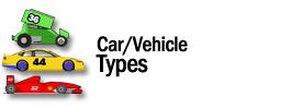 Race Car/Vehicle Types