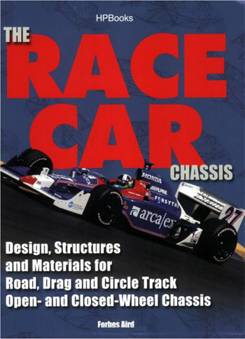 The Race Car Chassis by Forbes Aird