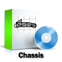 Car chassis design software