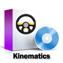 Car kinematics design and simulation software