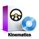 Car kinematics design and simulation software