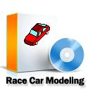 Car 3D Modeling software