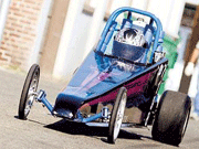 Build Your Own Junior Drag Racer/Dragster ~ FREE Guide!