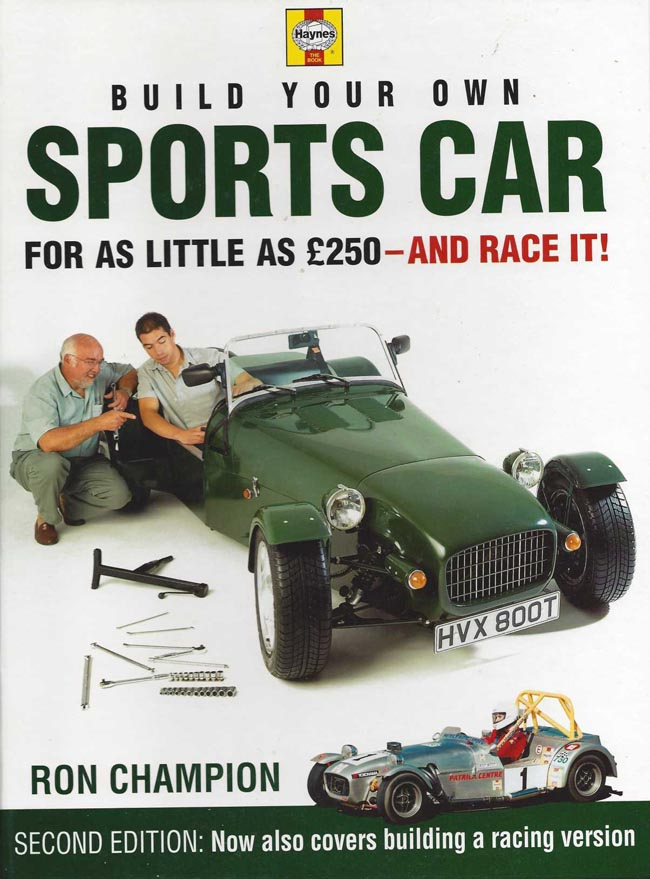 Build Your Car >> Full Review Build Your Own Sports Car For As Little As 250